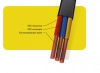 Провода установочные, силовые, с ПВХ изоляцией и защитной ПВХ оболочкой